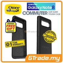 OTTERBOX Commuter Dual Layer Tough Case | Samsung Galaxy Note 8 Black