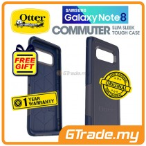 OTTERBOX Commuter Dual Layer Tough Case | Samsung Galaxy Note 8 Indigo