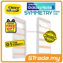 OTTERBOX Symmetry Graphics Clear Case | Samsung Galaxy Note 8 Drop