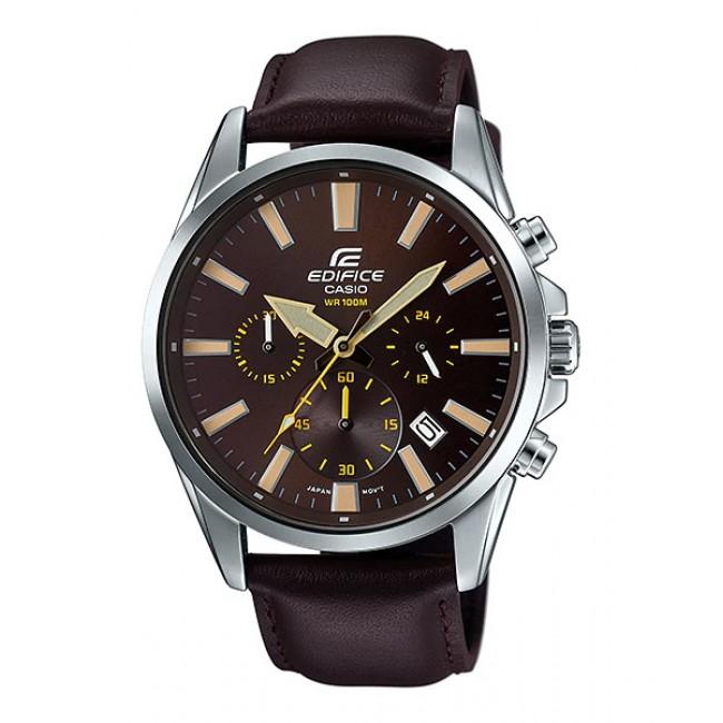 CASIO EDIFICE EFV-510L-5A Men Chronograph Watch | Clean Smart Design