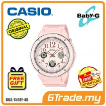 CASIO Baby-G BGA-150EF-4B Ladies Women Watch| Feminine Fashion Designs
