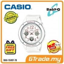 CASIO Baby-G BGA-150EF-7B Ladies Women Watch| Feminine Fashion Designs