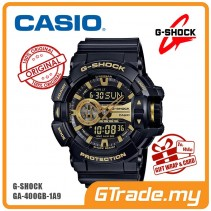 CASIO G-SHOCK GA-400GB-1A9 Analog Digital Watch | HIP HOP B-BOY