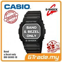 CASIO Original Band & Bezel | G-Shock DW-5600E-1D