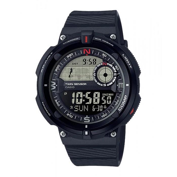 Casio Outgear Sgw 600h 1b Men Watch Digital Compass Thermo