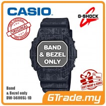 CASIO Original Band & Bezel | G-Shock DW-5600SL-1D