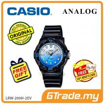 CASIO STANDARD LRW-200H-2EV Analog Ladies Watch | Date Display