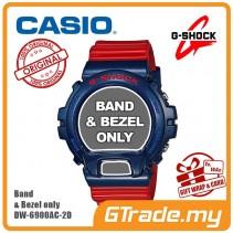 CASIO Original Band & Bezel | G-Shock DW-6900AC-2D