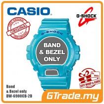CASIO Original Band & Bezel | G-Shock DW-6900CB-2D