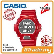 CASIO Original Band & Bezel | G-Shock DW-6900CB-4D