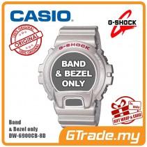 CASIO Original Band & Bezel | G-Shock DW-6900CB-8D