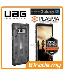 UAG Urban Armor Gear Plasma Tough Case Samsung Galaxy S8 Ash