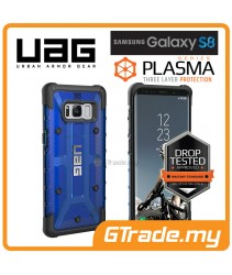 UAG Urban Armor Gear Plasma Tough Case Samsung Galaxy S8 Cobalt