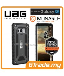 UAG Urban Armor Gear Monarch Protect Case Samsung Galaxy S8 Graphite