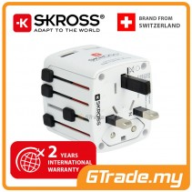 SKROSS International Universal USB Charger | World USB Charger