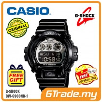 CASIO G-SHOCK DW-6900NB-1 Digital Watch | Blue Green EL Backlight [PRE]