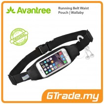 AVANTREE Sports Belt Waist Pack Bag Running Pouch | Wallaby