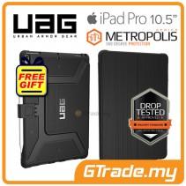 "UAG Urban Armor Gear Metropolis Case Apple iPad Pro 10.5"" Black *Free Gift"