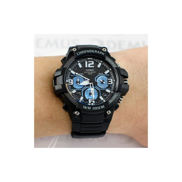 9ca9fee50ff CASIO MEN MCW-100H-1A2 Analog Watch