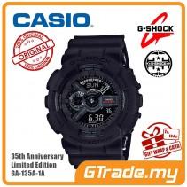 CASIO G-SHOCK GA-135A-1A Men Watch | 35th Anniversary Limited Edition