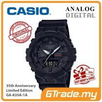 CASIO G-SHOCK GA-835A-1A Men Watch | 35th Anniversary Limited Edition