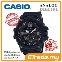 CASIO G-SHOCK GG-1035A-1A Men Watch | 35th Anniversary Limited Edition