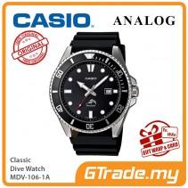 CASIO DURO MDV-106-1A Analog Watch | Classic Dive Watch