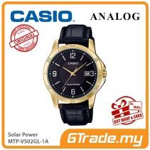 CASIO MEN MTP-VS02GL-1A Analog Watch | Solar Power