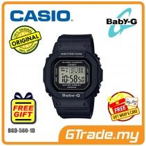 [READY STOCK] CASIO BABY-G BGD-560-1D Ladies Women Watch | Sharp Clean Image
