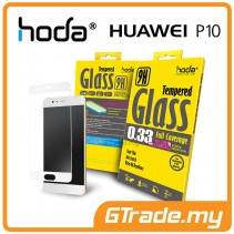HODA 2.5D 0.33mm Tempered Glass Screen Protector Huawei P10 White