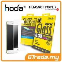 HODA 2.5D 0.33mm Tempered Glass Screen Protector Huawei P10 Plus White