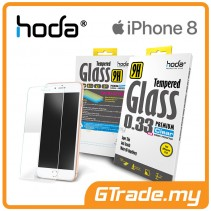 HODA 0.33mm Tempered Glass Screen Protector Apple iPhone 8 7 6S Clear