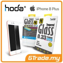 HODA 0.33mm Tempered Glass Screen Protector Apple iPhone 8 Plus 7 6S Plus Clear