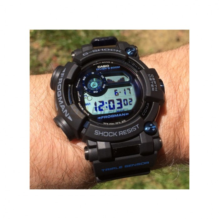 Casio G Shock Gwf D1000b 1d Frogman Scuba Diving Watch