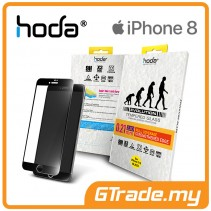 HODA 2.5D 0.21mm Evo Full Tempered Glass Screen Protector Apple iPhone 8 7 6S Black