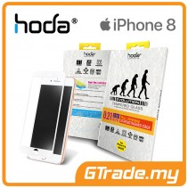 HODA 2.5D 0.21mm Evo Full Tempered Glass Screen Protector Apple iPhone 8 7 6S White