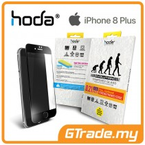 HODA 2.5D 0.21mm Evo Full Tempered Glass Screen Protector Apple iPhone 8 Plus 7 6S Plus Black