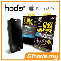 HODA 3D Anti-Peeper Screen Protector Apple iPhone 8 7 Plus Black