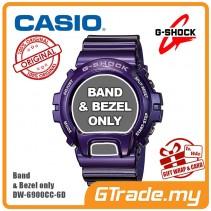 CASIO Original Band & Bezel | G-Shock DW-6900CC-6D