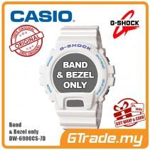 CASIO Original Band & Bezel | G-Shock DW-6900CS-7D