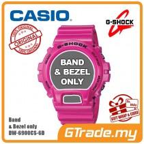 CASIO Original Band & Bezel | G-Shock DW-6900CS-4D
