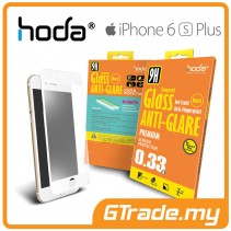 HODA Anti-Glare Tempered Glass Screen Protector iPhone 6S 6 Plus White