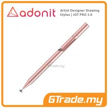 Adonit Professional Artist Drawing Designer Stylus Pen Jot PRO 3.0 Gold