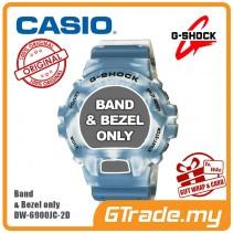 CASIO Original Band & Bezel | G-Shock DW-6900JC-2D