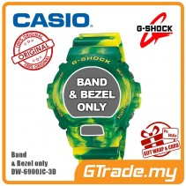 CASIO Original Band & Bezel | G-Shock DW-6900JC-3D