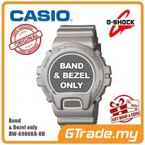 CASIO Original Band & Bezel | G-Shock DW-6900KR-8D