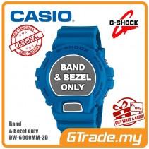 CASIO Original Band & Bezel | G-Shock DW-6900MM-2D