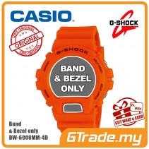 CASIO Original Band & Bezel | G-Shock DW-6900MM-4D