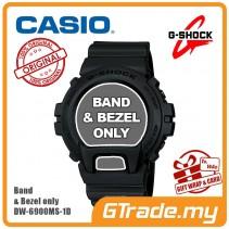 CASIO Original Band & Bezel | G-Shock DW-6900MS-1D