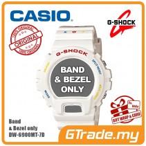 CASIO Original Band & Bezel | G-Shock DW-6900MT-7D